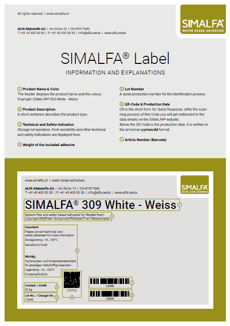 Label Packaging